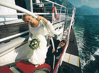 Hochzeit & Schiff